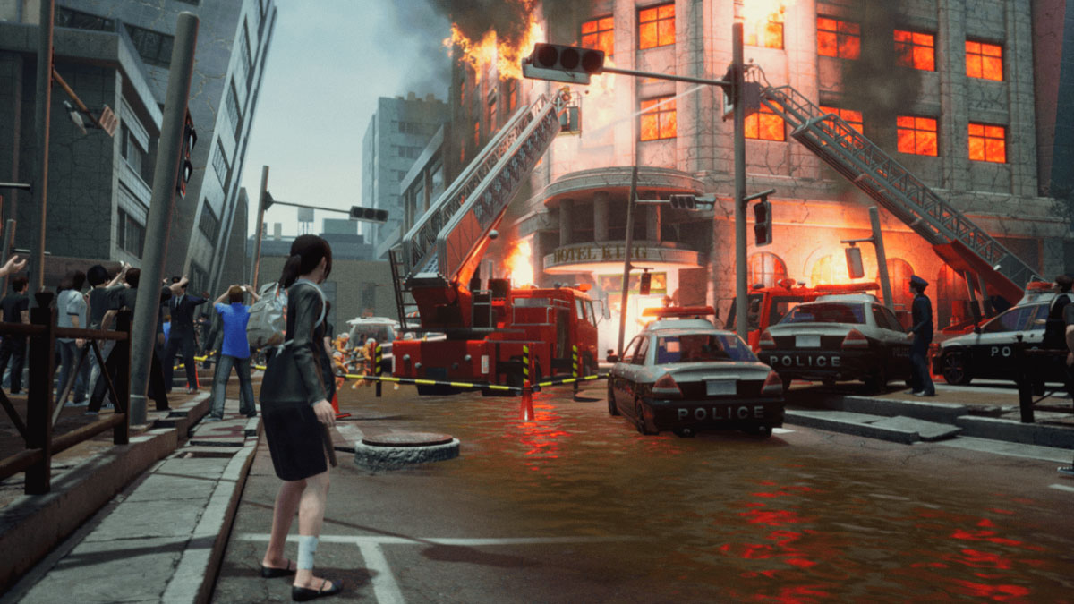 Disaster Report 4 Summer Memories - Trailer