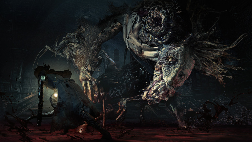 Эксклюзивы для PlayStation: Bloodborne