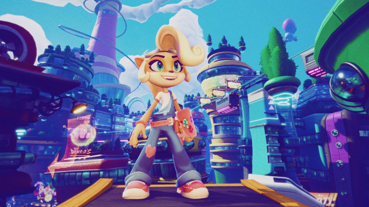 Crash Bandicoot 4: геймплей