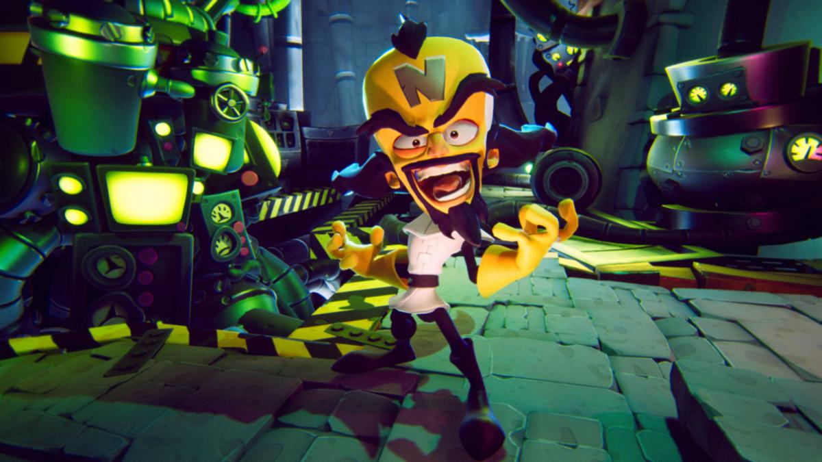 Crash Bandicoot 4: персонажи