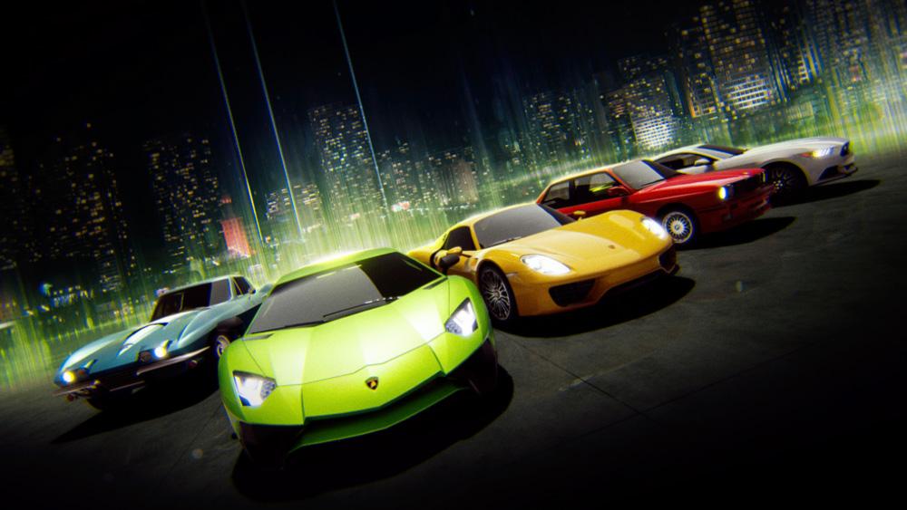 Бесплатные игры: Forza Street от Microsoft