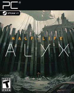 Half-Life: Alyx (PC Box Cover)