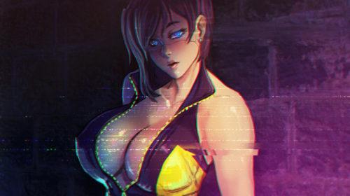 Sense: A Cyberpunk Ghost Story