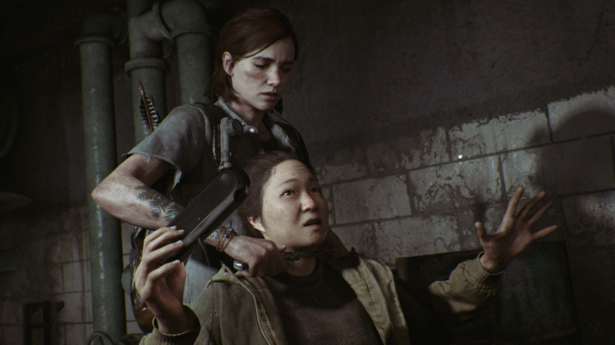 The Last of Us 2: убийства людей