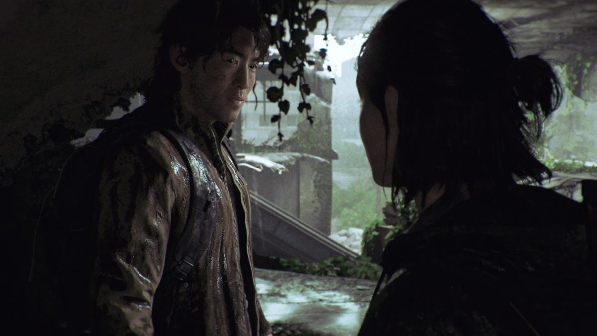 The Last of Us 2: откровенный расизм