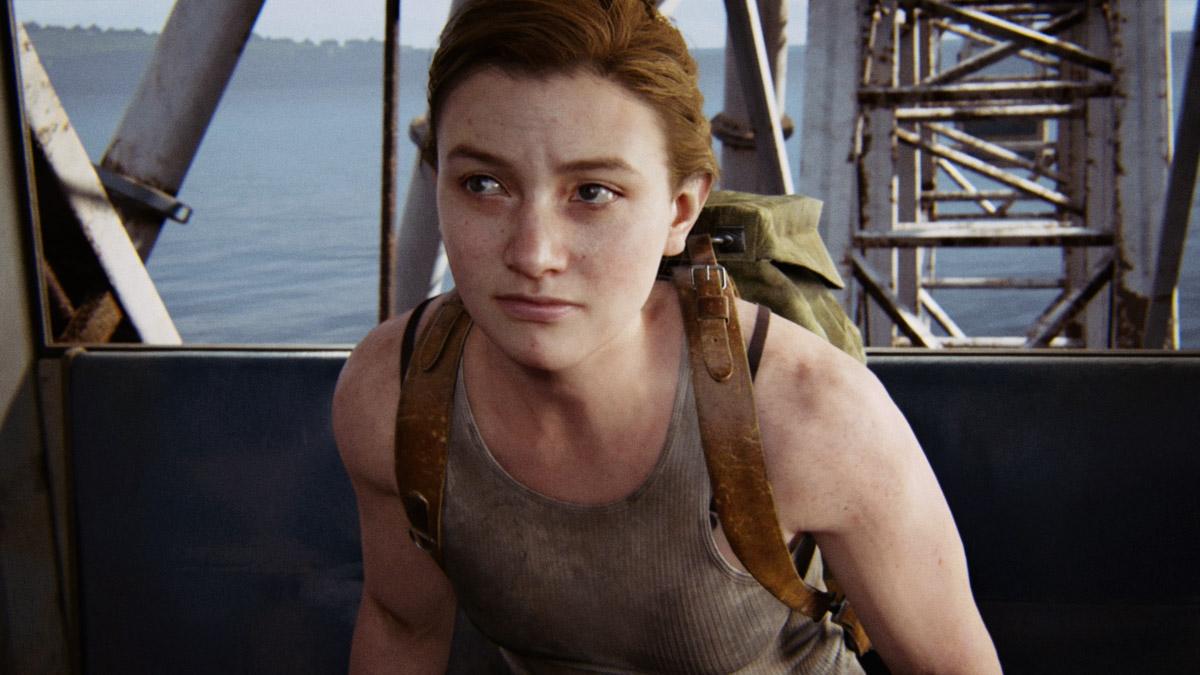 The Last of Us 2: проблемная Эбби