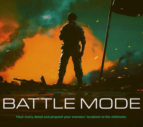 Creative SXFI Gamer: режим Battle Mode