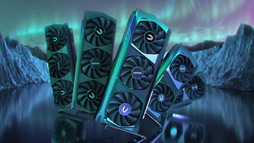 GeForce RTX 3080 невозможно купить