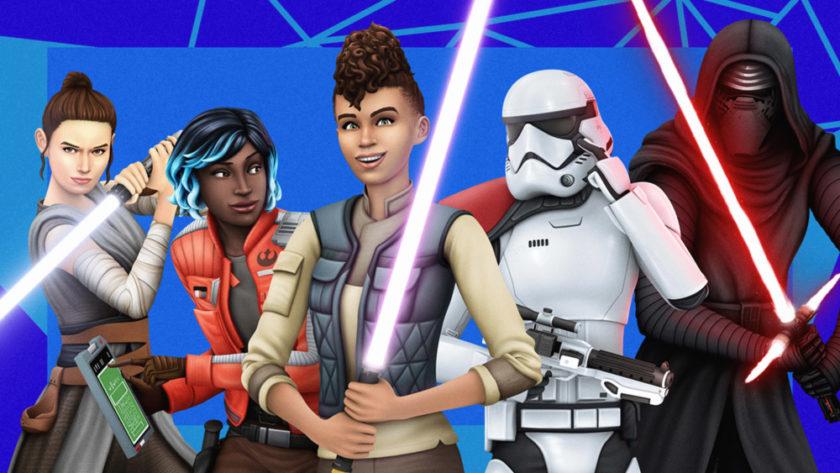 The Sims 4 – «Star Wars: Путешествие на Батуу»