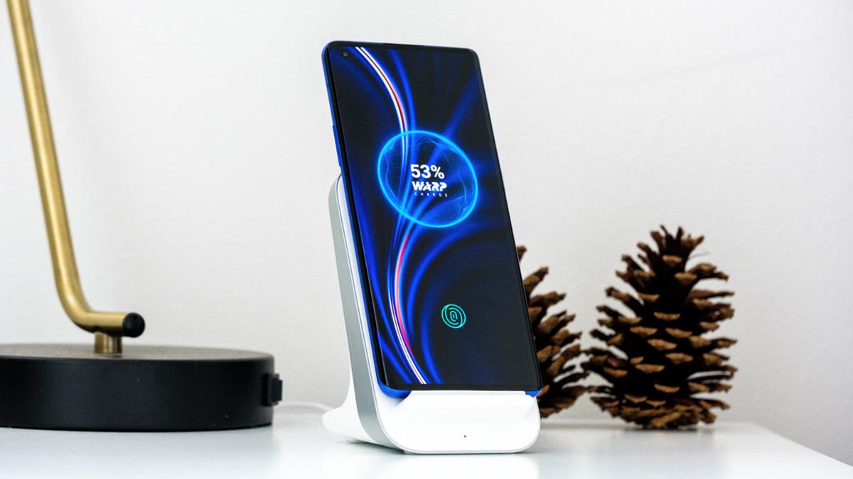 Беспроводная зарядка OnePlus