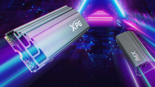 ADATA XPG GAMMIX S70 PCIe Gen4x4 M.2 2280