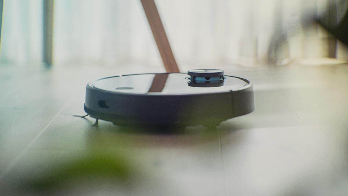 Viomi Vacuum V3   робот-пылесос