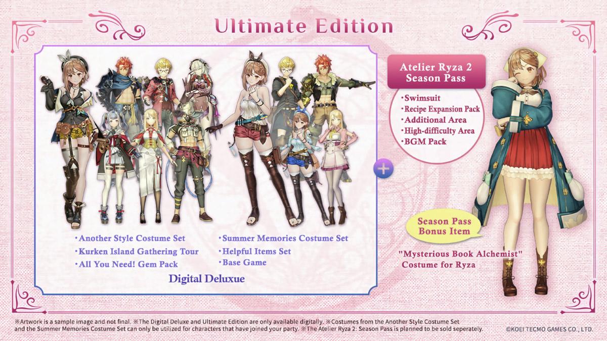 Atelier Ryza 2: Ultimate Edition
