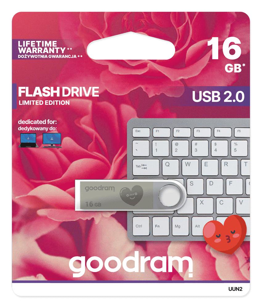 GOODRAM USB 2.0 UUN2