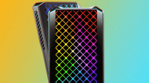 ADATA SE900G RGB: внешний SSD с RGB-подсветкой