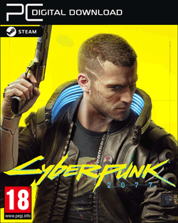 Cyberpunk 2077 (Box Cover)