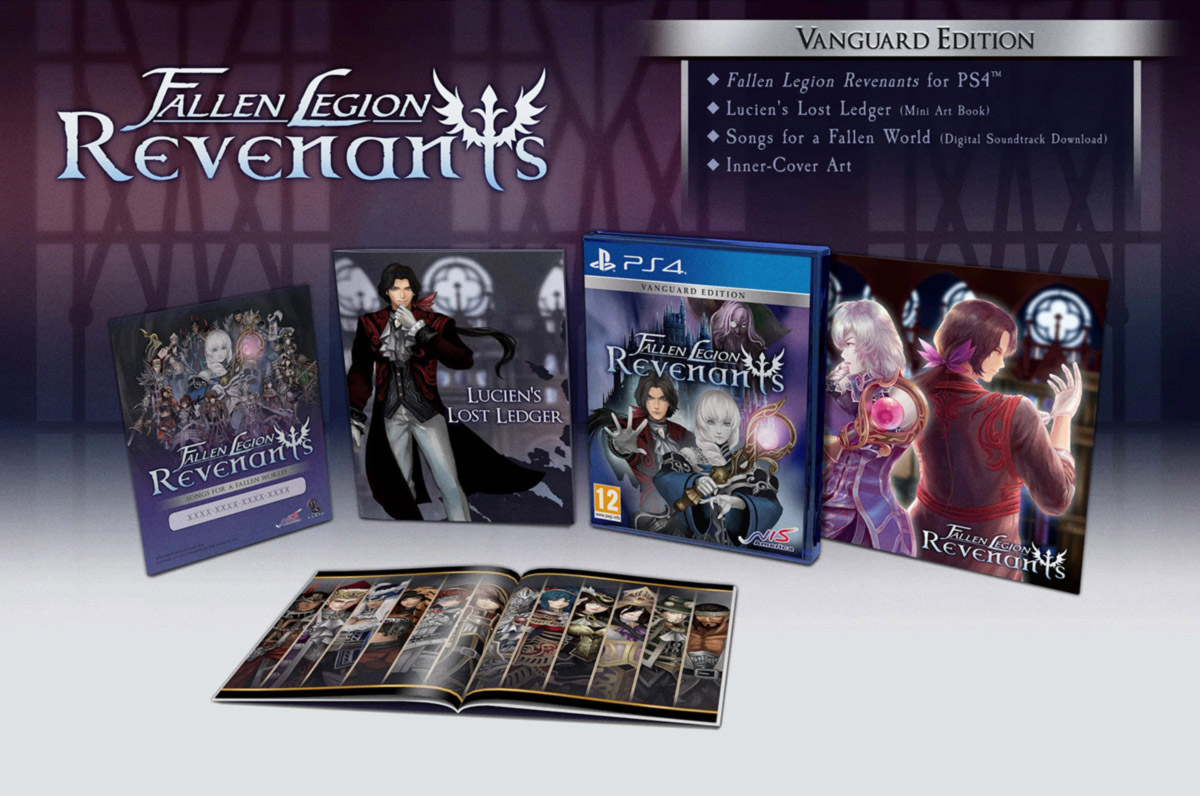 Fallen Legion: Revenants – Vanguard Edition