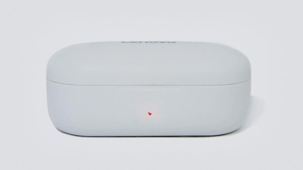 Bluetooth-наушники Lenovo HT28: зарядный кейс