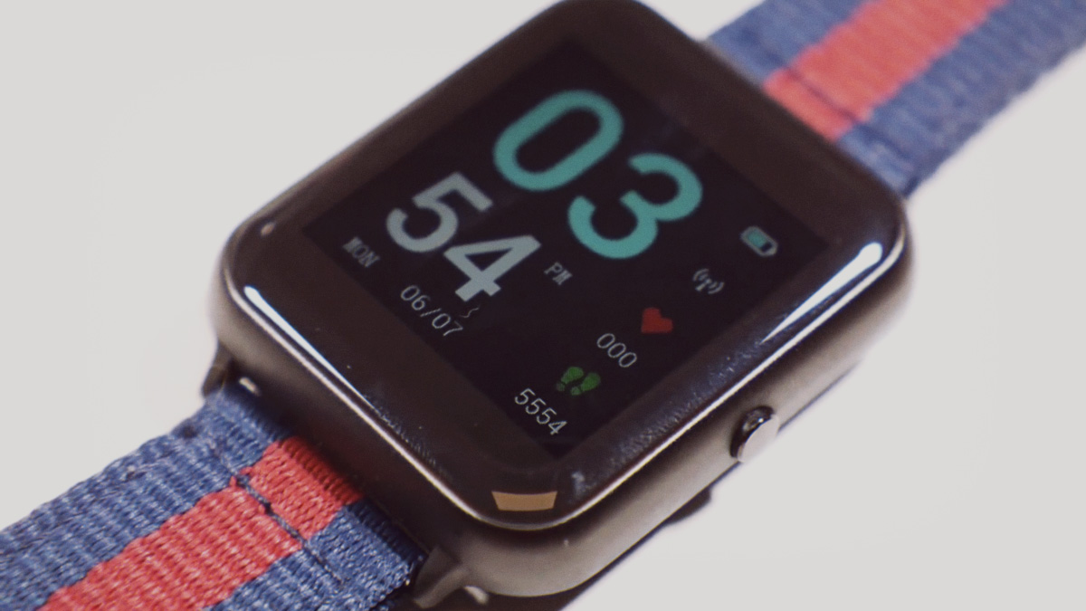 Lenovo Smart Watch S2: автономная работа