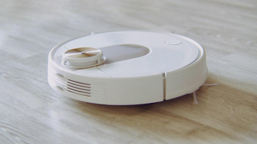 Робот-пылесос Viomi SE