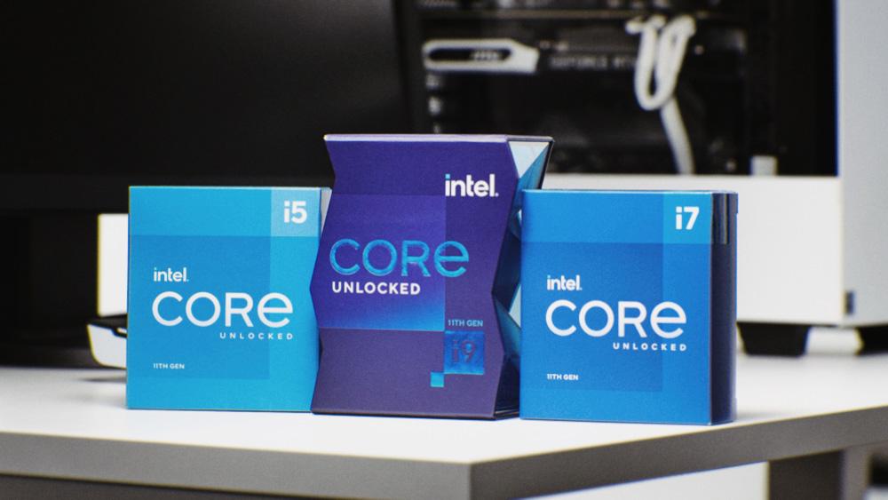 Процессоры Intel Rocket Lake-S