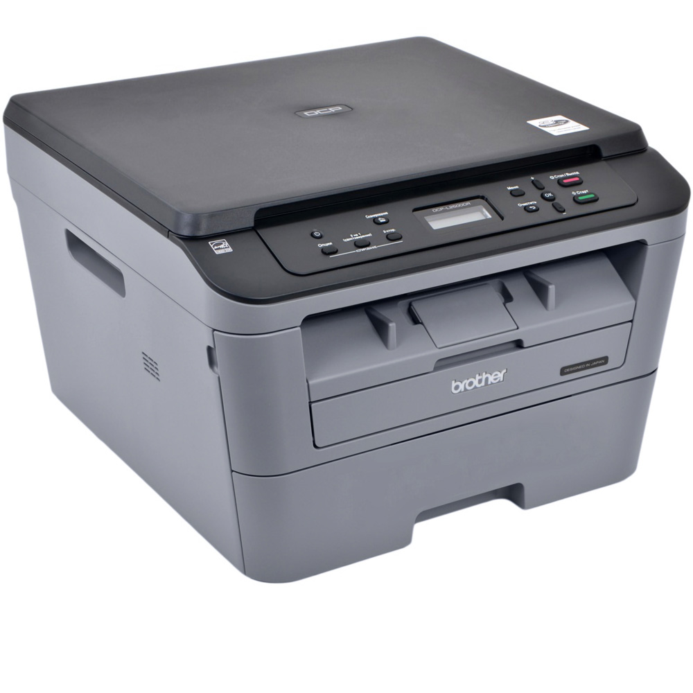Brother DCP-L2500DR (лазерное МФУ)