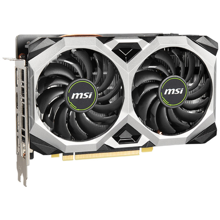 Видеокарта MSI GeForce GTX 1660 SUPER VENTUS XS OC