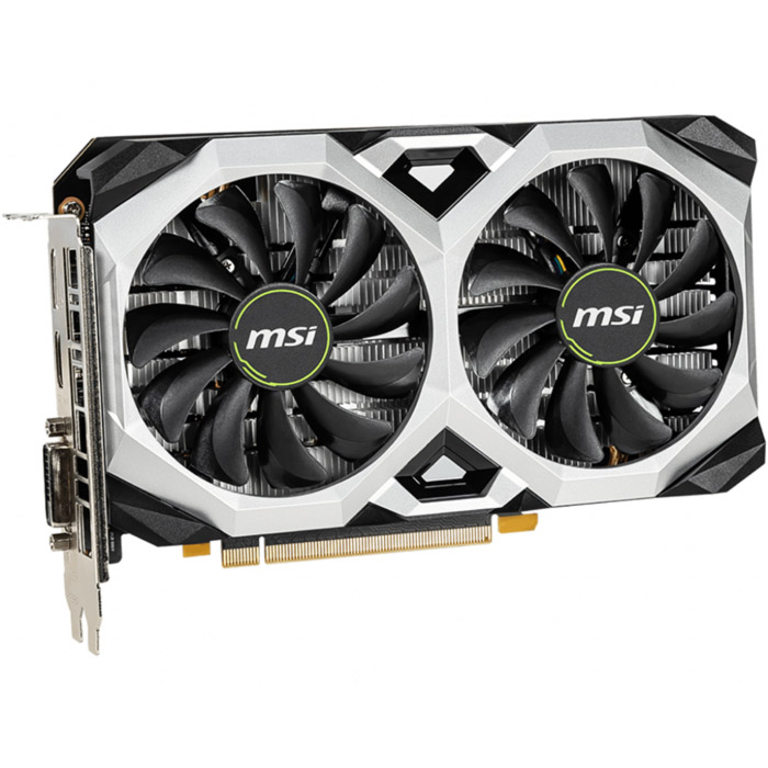 Видеокарта MSI GeForce GTX 1660 SUPER VENTUS XS OCV1
