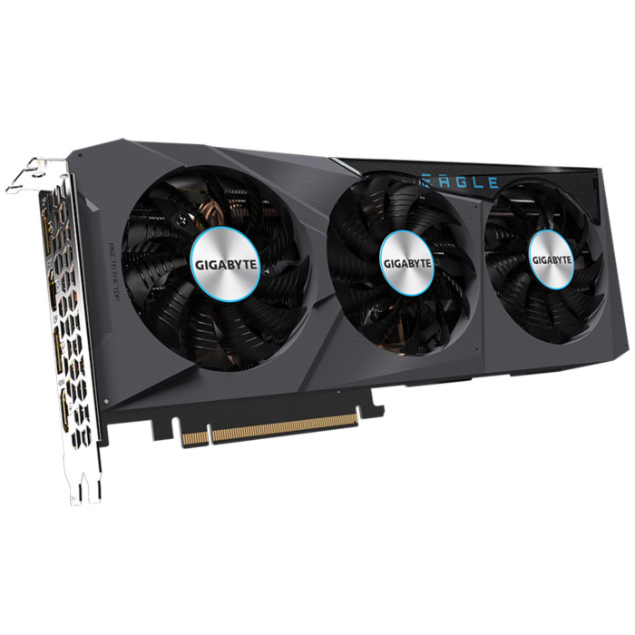 Видеокарта Gigabyte GeForce RTX 3070 EAGLE 8G