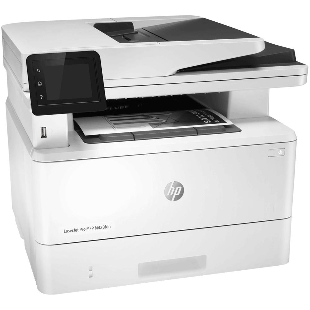 HP LaserJet Pro M428fdn (лазерное МФУ)