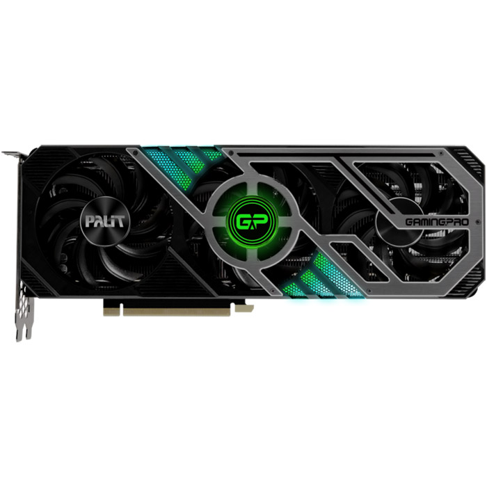 Видеокарта Palit GeForce RTX 3090 GamingPro OC