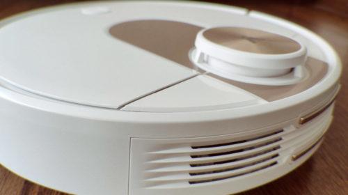 Viomi SE: робот-пылесос