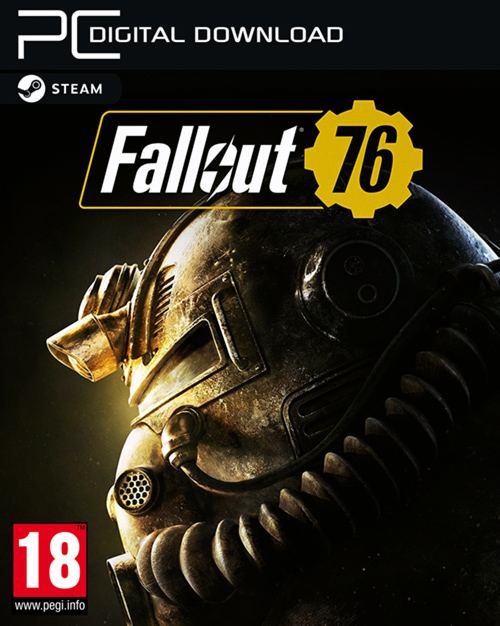Fallout 76 (Box Cover)