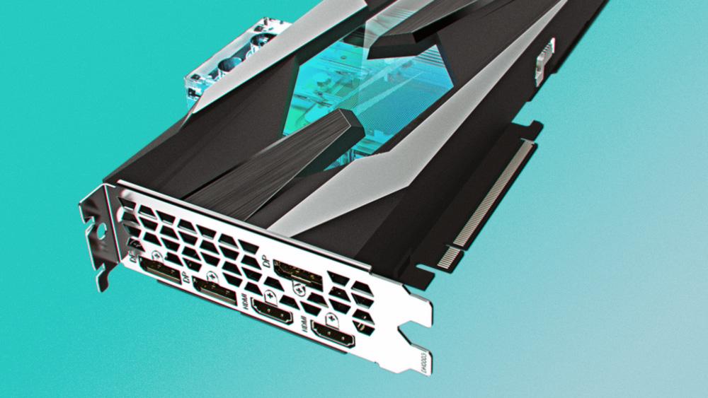 Gigabyte выпустила RTX 3080 из серии Gaming OC с водоблоком
