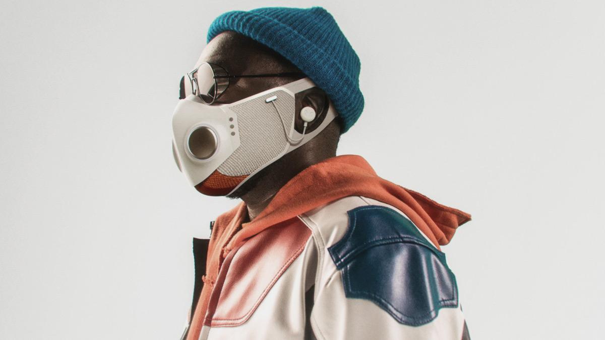 Will.i.am & Honeywell Xupermask: маска с наушниками и Bluetooth-модулем