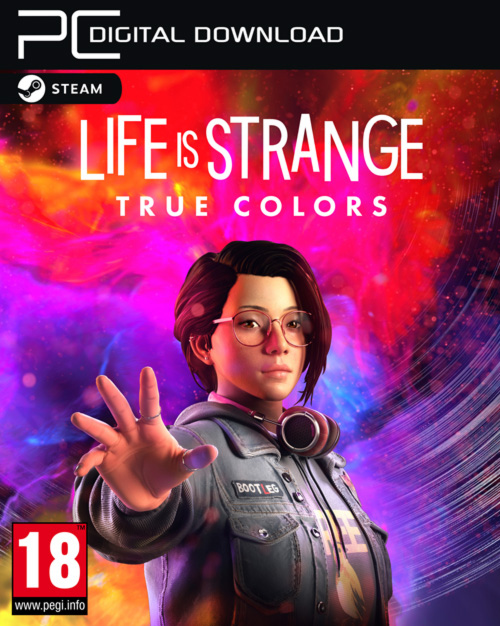 Life is Strange: True Colors (Box Cover)