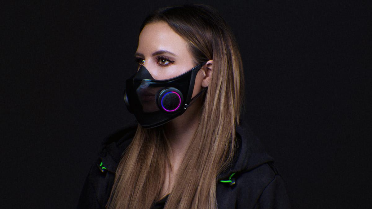 Razer Project Hazel: маска стандарта N95