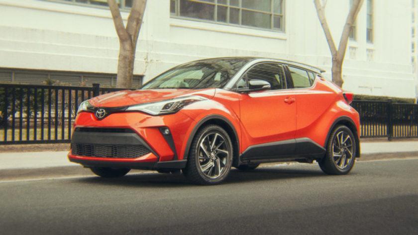 Toyota и Tesla могут разработать совместную платформу для электрокроссовера