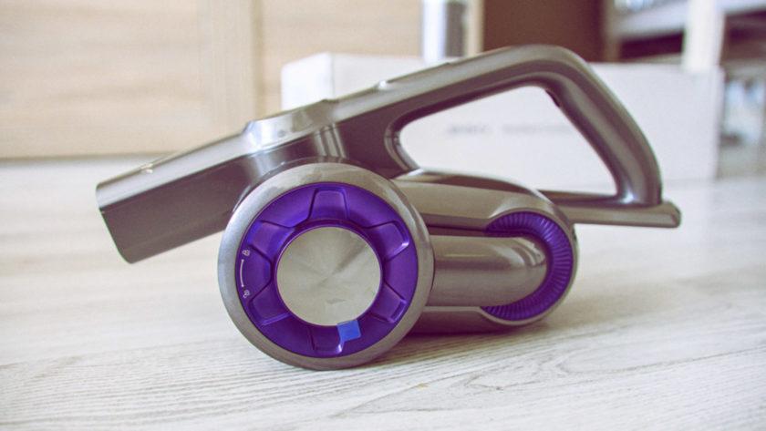 Jimmy H8 Pro: мощный и функциональный вертикальный пылесос