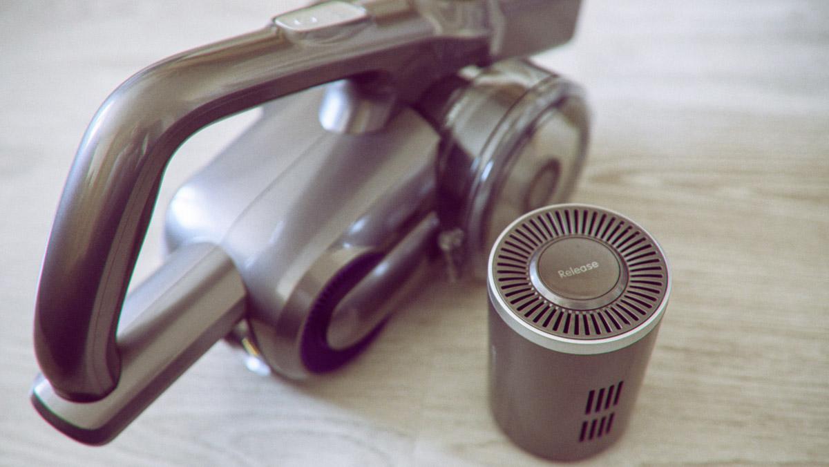 Jimmy H8 Pro: автономная работа и скорость зарядки