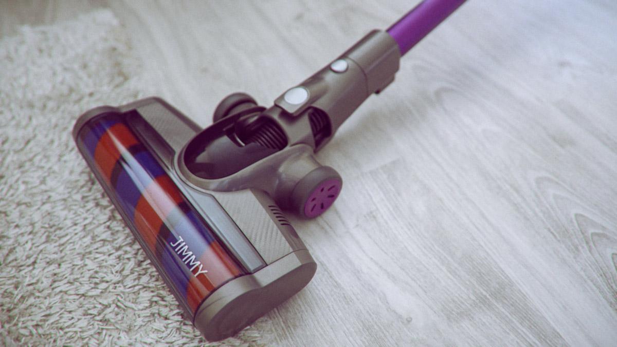 Jimmy H8 Pro: эффективность уборки