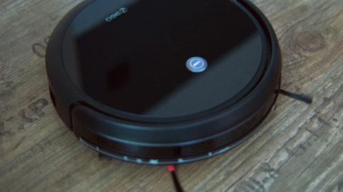 Обзор робота-пылесоса 360 C50-1