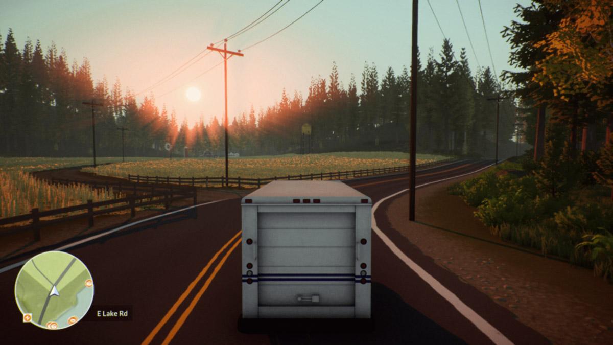 Lake: симулятор почтальона и GTA без насилия